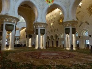 Sheikh-Zayed-Bin-Al-Nahyan  Moschee