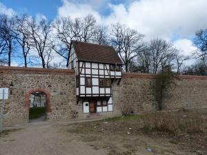 Stadtmauerring in Neubrandenburg
