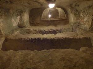 Katakomben in Rabat - christliche, punische und jüdische Gräber