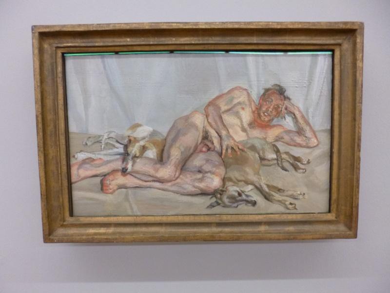Entspannung pur  - unvollendet durch Lucian Freuds Tod / 2011