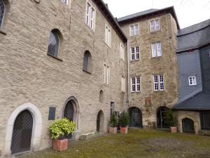 Innenhof des Oberen Schlosses