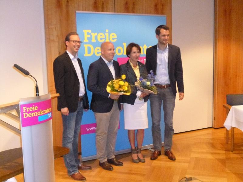in der Mitte - Guido Müller und Manuela Rohde
