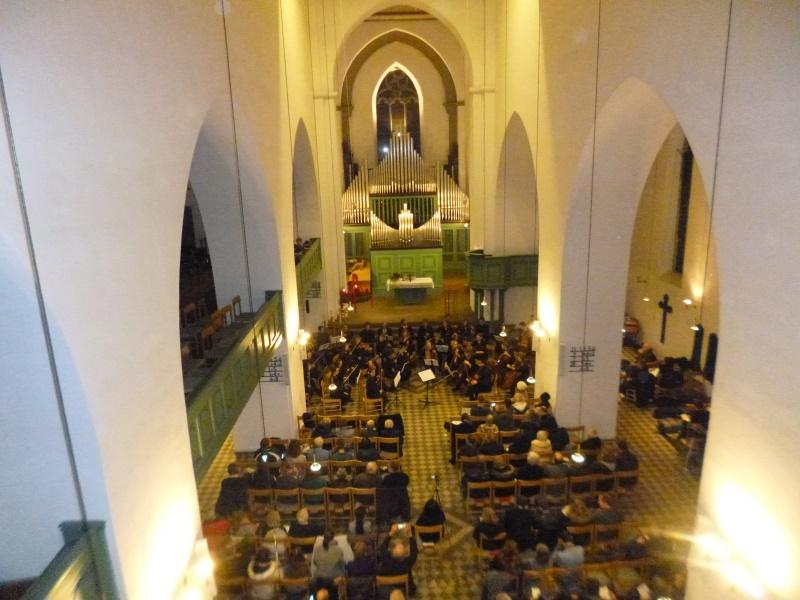 Weihnachtskonzert unseres Jugendsymphonie-Orchesters in der Martinikirche