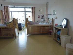 ein Zimmer in der Kinderinsel