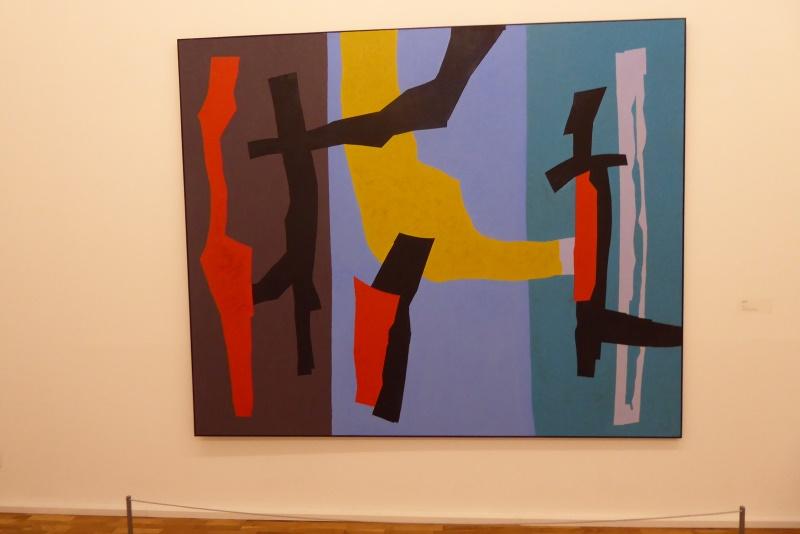 Fritz Winter - fünfter Rubenspreisträger 1977