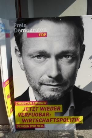 Christian Lindner - unser fachlich und persönlich überzeugender Spitzenkandidat