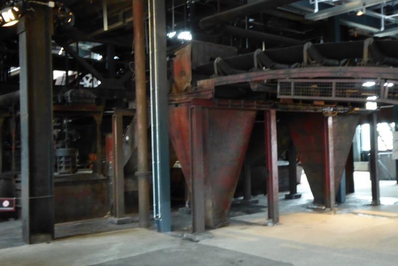 stillgelegte Produktionsanlagen