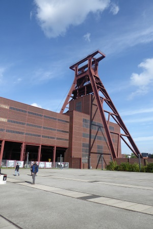 der für das Museum genutzte Gebäudekomplex