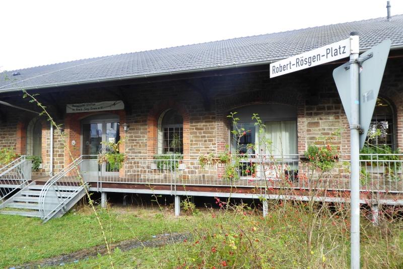 Biologische Station - ehemaliges Bahnhofsgebäude