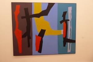 Fritz Winter - Rubenspreis 1977