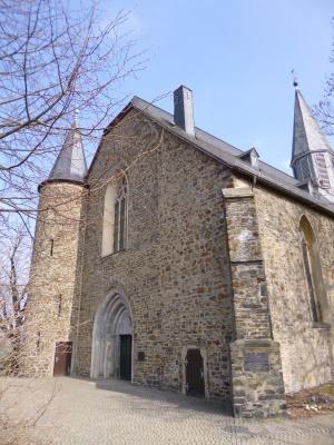 vor der Martinikirche