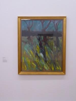 Landschaft - nach van Gogh
