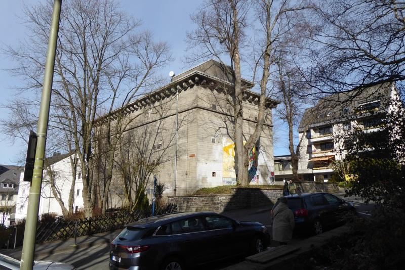 Bunker in der Oberstadt