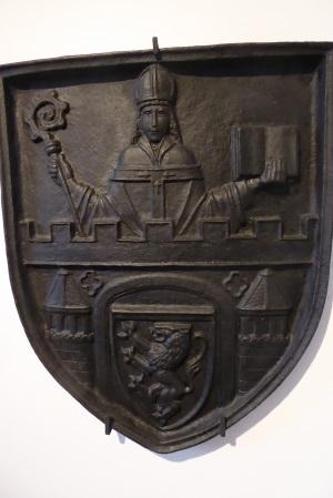 zwei Stadtherren - der Bischof und die Nassauer Grafen