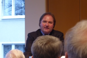 Minister Lutz Lienkämper