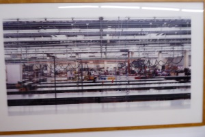 Andreas Gursky - Fabrikhalle