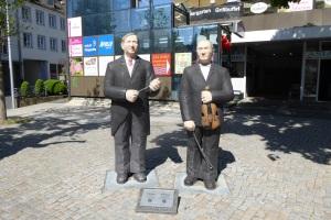 Adolf und Fritz Busch