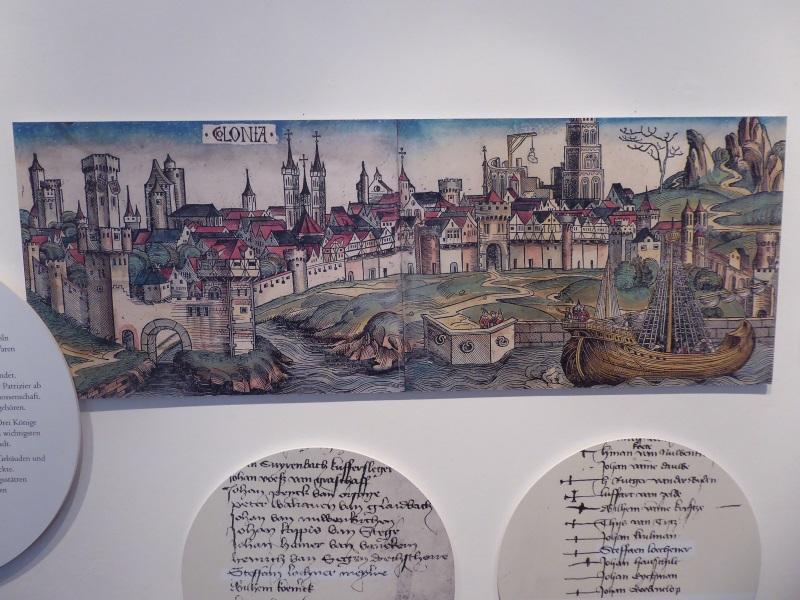 Köln im 15. Jahrhundert - 40.000 Einwohner