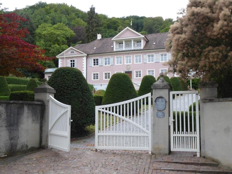 Verwaltungs- und Wonsitz der von Bodmann (Bodmann/Bodensee)