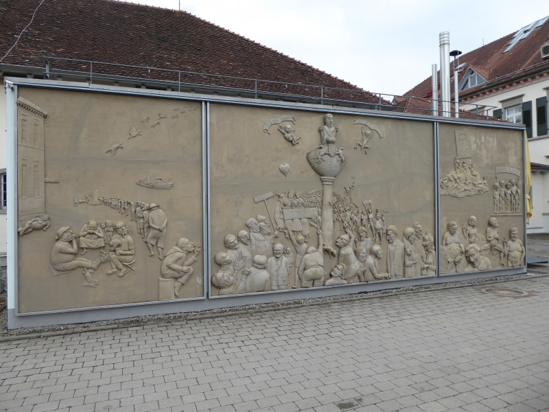 Ludwigs Erbe - Satire auf das wirtschaftliche und politische Establishment kurz vor der Vertreibung aus dem Paradies