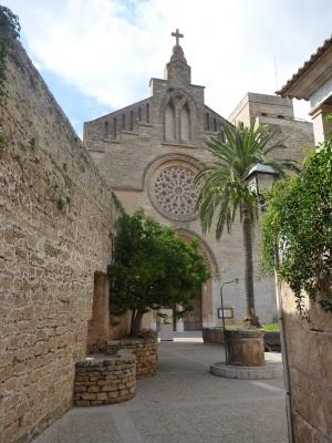 Pfarrkirche St.Jaume
