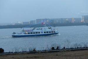 Elbe bei Nienstedten